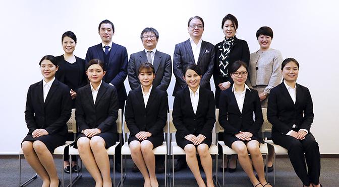 【2018/4/1】2018年度有心会入社式